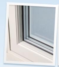 Outline Fönsterdörr Helglasad aluminium