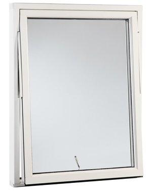 Outline Vridfönster aluminium